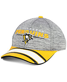 Outerstuff Boys' Pittsburgh Penguins Second Season Player Snapback Cap