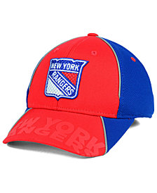 Outerstuff Boys  New York Rangers Second Season Draft Fitted Cap 6ea2010f807e