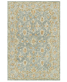 "Loloi Julian JI-01 Spa 7' 9"" x 9' 9"" Area Rug"