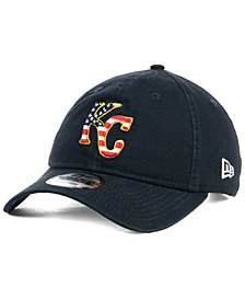 New Era Kansas City Royals Stars and Stripes 9TWENTY Strapback Cap