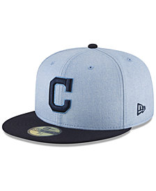 New Era Cleveland Indians Father's Day 59FIFTY Fitted Cap 2018