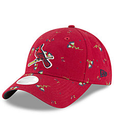 New Era Women's St. Louis Cardinals Blossom 9TWENTY Cap