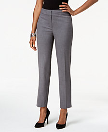 Nine West Slim-Leg Pants