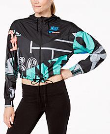 Nike Sportswear Windrunner Cropped Jacket