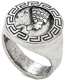 Men's Egyptian Ring in Sterling Silver