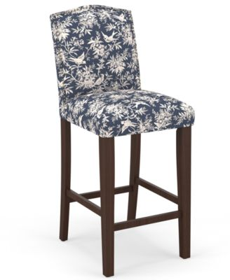 Bedford Collection Cora Bar Stool, Quick Ship, Created For Macy's