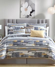 Attlee 7-Pc. Queen Comforter Set