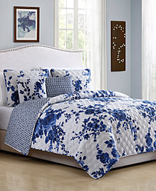 Bella 4-Pc. Twin Quilt Set