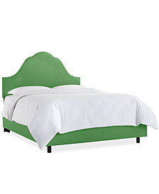 Martha Stewart Collection™ Bedford Collection Kingsley California King  Bed, Quick Ship, Created For Macy's
