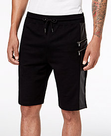 I.N.C. Men's Knit Shorts, Created for Macy's