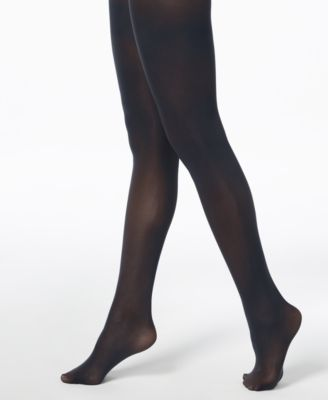 2 Pairs Teen Girls Young Woman Microfiber Tights Navy Blue School Pantyhose