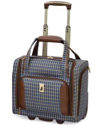 "Kensington 15"" Wheeled Under-Seat Carry-On Suitcase"