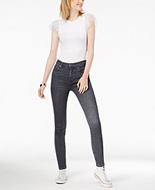 Citizens of Humanity Rocket Cropped High-Rise Skinny Jeans
