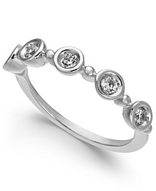 Diamond Bezel Band (1/4 ct. t.w.)