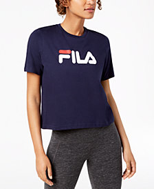 Fila Miss Eagle Cotton T-Shirt