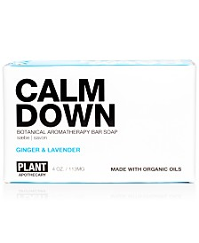 PLANT Apothecary Calm Down Bar Soap