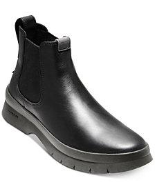 Cole Haan Men's Pinch Utility Waterproof Chelsea Boots