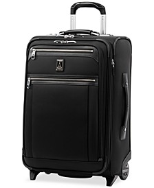 "Platinum Elite 22"" Wheeled Carry-On Suitcase"
