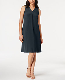 Alfani Petite A-Line Dress, Created for Macy's