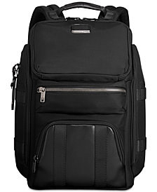 Tumi Men's Alpha Bravo Tyndall Utility Backpack
