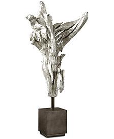 Uttermost Arjan Silver Driftwood Sculpture