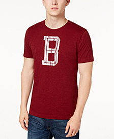 Brooks Brothers Men's Logo Print T-Shirt