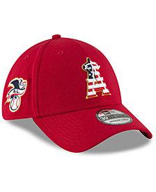 New Era Los Angeles Angels Stars and Stripes 39THIRTY Cap