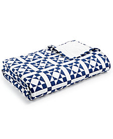 CLOSEOUT! Calvin Klein Abigail King Quilt, New & First at Macy's