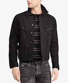 Polo Ralph Lauren Men's Stretch Denim Trucker Jacket