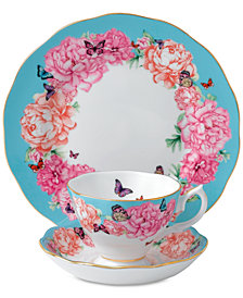 Miranda Kerr for Royal Albert Devotion 3-Pc. Tea Set