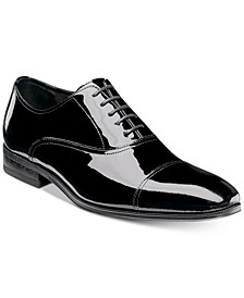Men's Tux Cap-Toe Oxfords