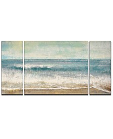 'Beach Memories' 3-Pc. Canvas Art Print Set