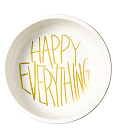 Coton Colors Happy Everything!™ Collection Persimmon Small Dot Happy Everything Dipping Bowl