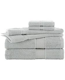 Grand Patrician Ringspun Cotton 6-Pc. Towel Set