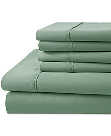 1000-Thread Count 6-Pc. Full Sheet Set