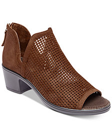 STEVEN by Steve Madden Prime Perforated Booties