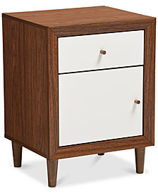Lyneue Nightstand, Quick Ship