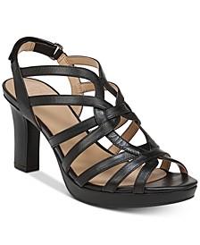 Flora Dress Sandals