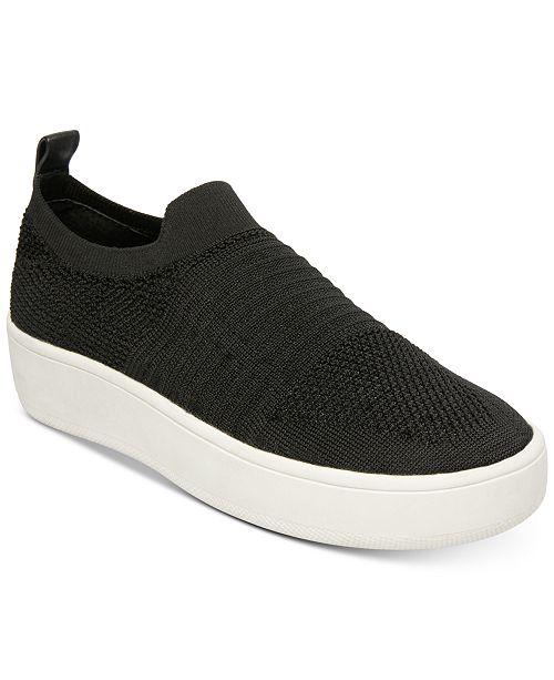 549327b8059 Steve Madden Women's Beale Slip-On Sneakers & Reviews - Athletic ...