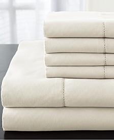 Solid Luxury 1200 Thread Count 6-Pc. Queen Sheet Set