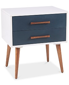 Lennox Night Stand, Quick Ship