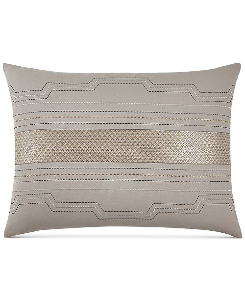 Hotel Collection  Como King Sham, Created for Macy's