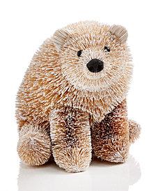 Holiday Lane Buri Sitting Bear, Created for Macy's
