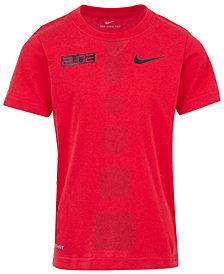 Nike Toddler Boys Dri-FIT Elite Graphic-Print T-Shirt