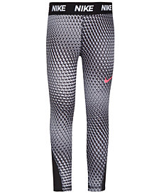 Nike Little Girls Dri-FIT Performance Leggings