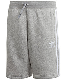 adidas Big Boys Originals Fleece Shorts