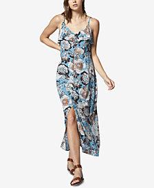 Sanctuary Isabella Printed Flounce Maxi Dress
