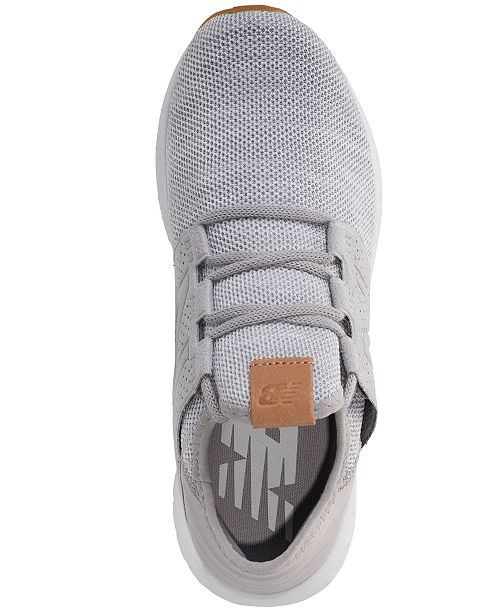 87b2ae76a ... New Balance Women's Wide Width Fresh Foam Cruz V2 Running Sneakers from Finish  Line ...