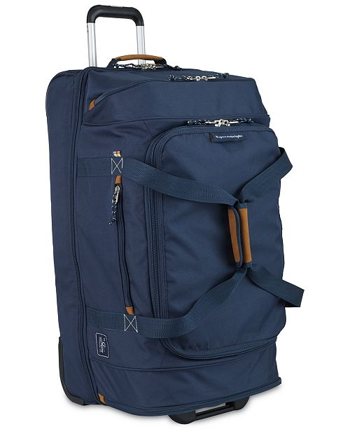 Skyway CLOSEOUT! Coupeville 28-inch Rolling Duffel Bag - Luggage ... f884950a263b