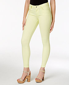 GUESS Low-Rise Skinny Jeans